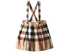 Burberry Kids Skirt with Removable Straps (Infant/Toddler)