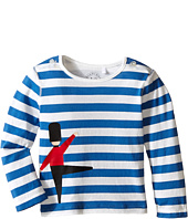 Burberry Kids - Acoustic Stripe Top (Infant/Toddler)