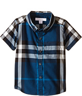 Burberry Kids - Check Shirt with Front Pocket (Infant/Toddler)
