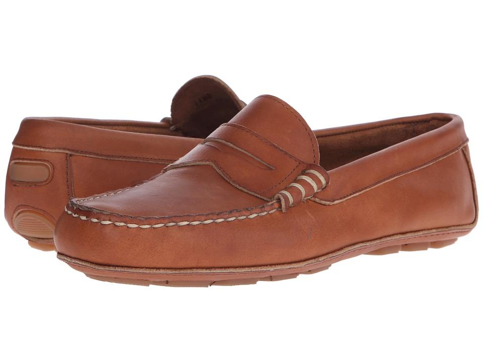 Allen Edmonds - Daytona (Tan Leather) Mens Shoes