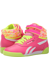 Reebok Kids - Freestyle Hi (Little Kid)