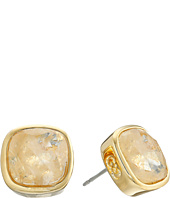Cole Haan - Cushion Cut Stud Earrings
