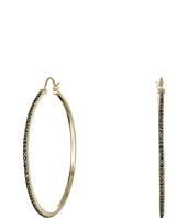 Cole Haan - Pave Hoop Earrings