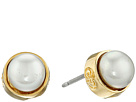 Cole Haan Pearl Stud Earrings