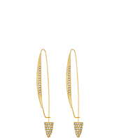 Cole Haan - Pave Triangle Pin Earrings