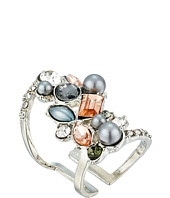 GUESS - Clustered Stone Knuckle Ring