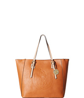 U.S. POLO ASSN. - Billy Signature Logo Embossed Tote