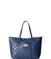 U.S. POLO ASSN. - Alex Quilted East/West Tote with Logo Patch