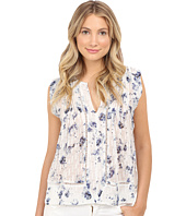 Rebecca Taylor - Sleeveless Meteor Flower Top