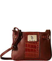 U.S. POLO ASSN. - Dillon Classic Saddle Shoulder Bag