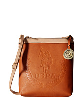 U.S. POLO ASSN. - Billy Signature Logo Embossed Crossbody
