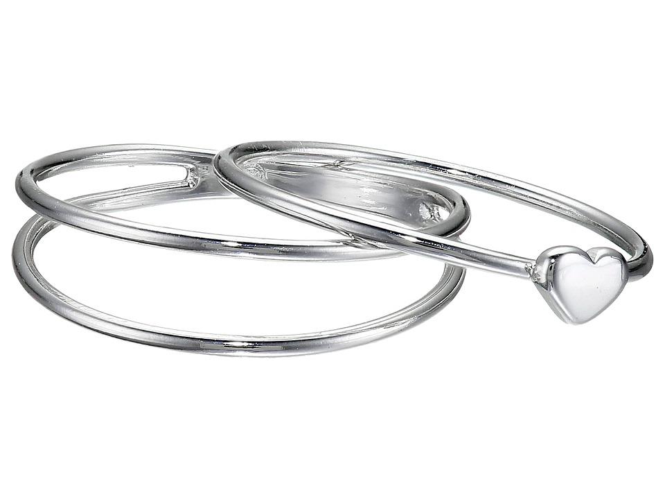 gorjana Carina Midi Ring Silver Ring