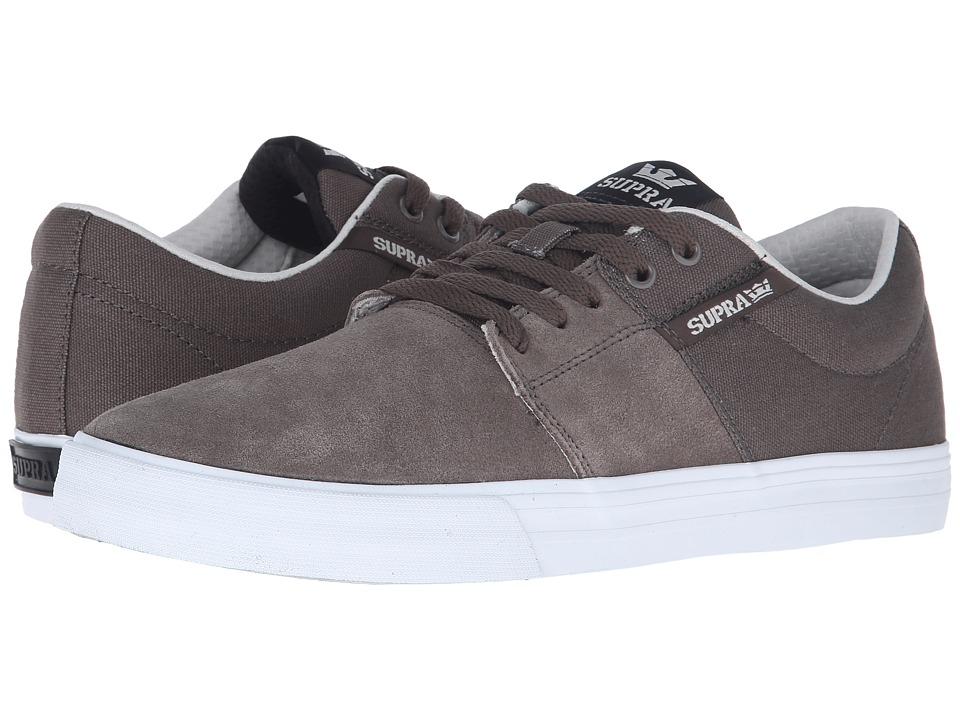 Supra - Stacks Vulc II (Morel/White) Mens Skate Shoes