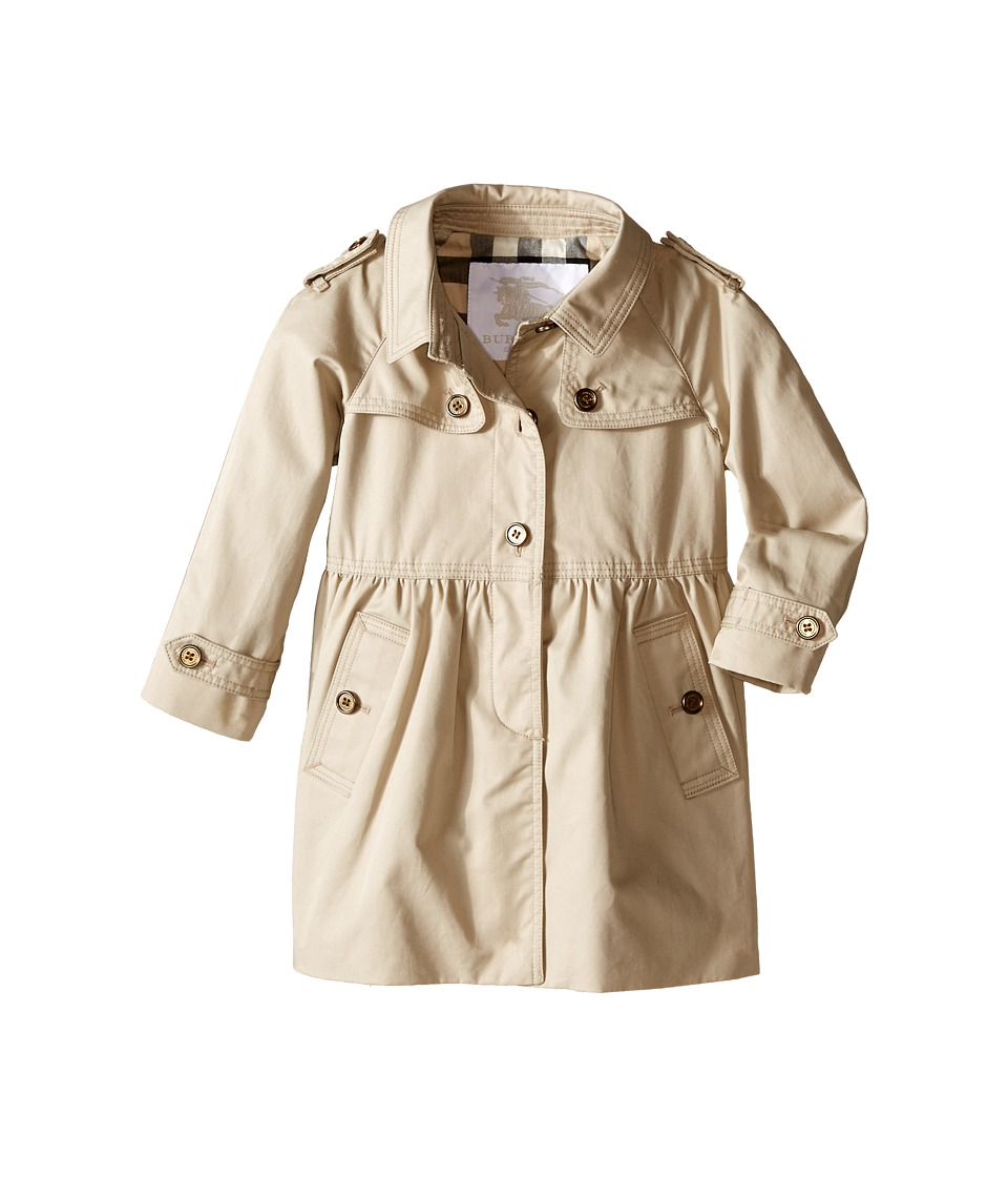 Burberry Kids Girly Trench Infant/Toddler Trench Girls Coat