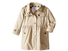 Burberry Kids Girly Trench (Infant/Toddler)