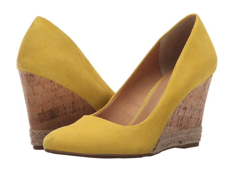 Franco Sarto Calix Saffron Womens Wedge Shoes