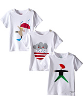 Burberry Kids - Set of 3 Graphic Tees (Infant/Toddler)