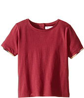 Burberry Kids - Short Sleeve Tee w/ Turn Back Cuff (Infant/Toddler)