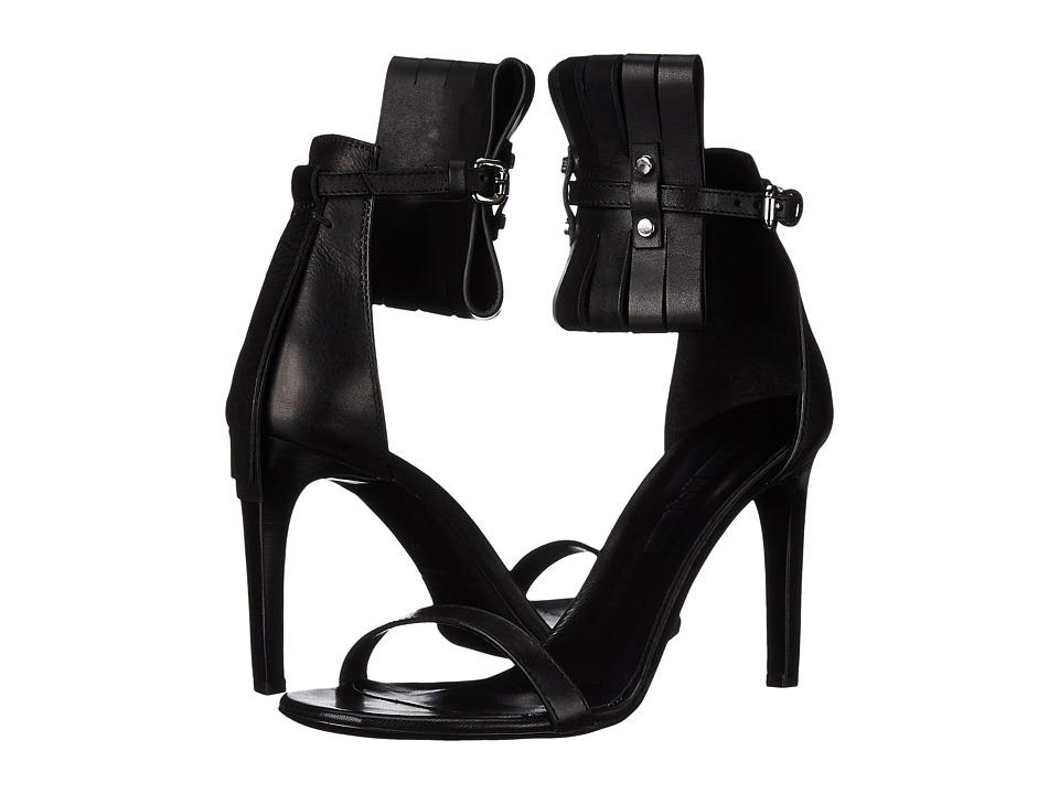 McQ - Stow Sandal (Black) Women