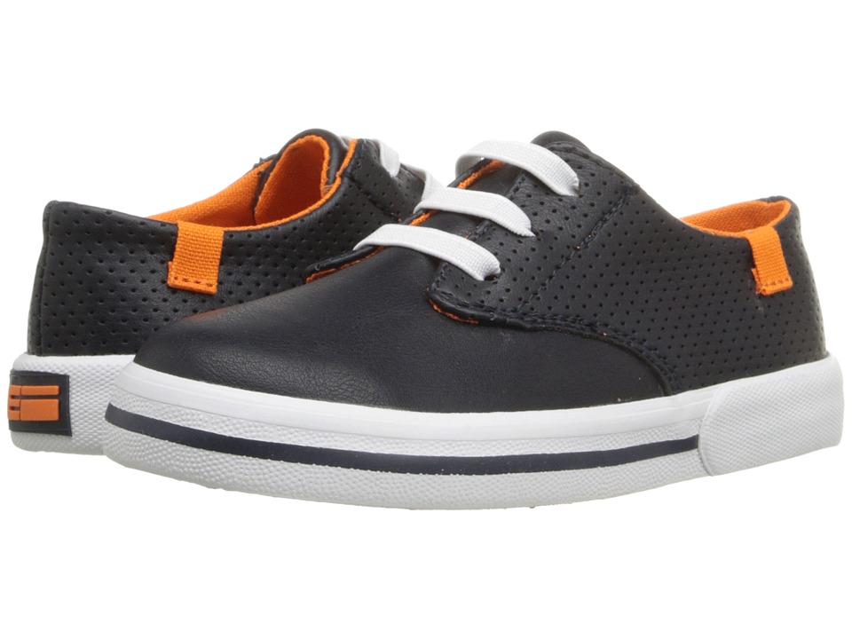 Elements by Nina Kids Liam Toddler/Little Kid/Big Kid Navy Boys Shoes