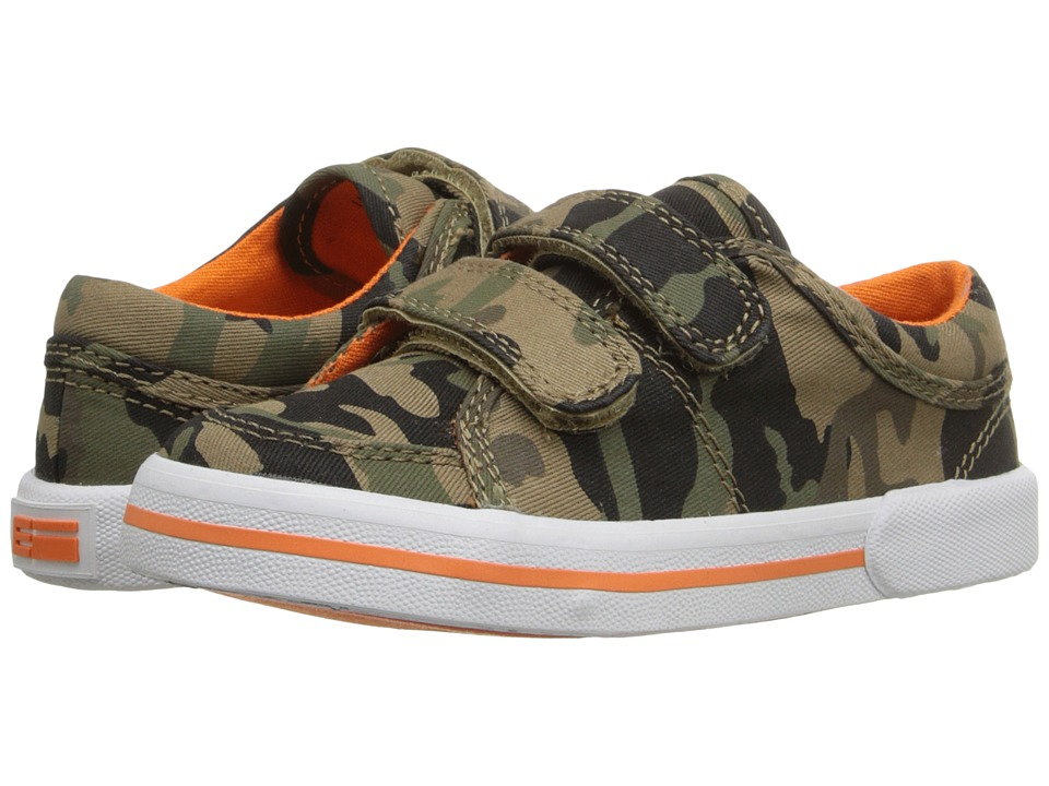 Elements by Nina Kids Aiden Toddler/Little Kid Camo Boys Shoes