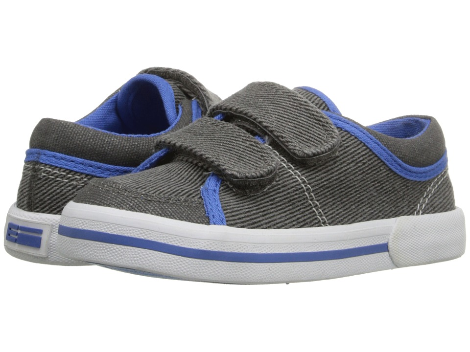 Elements by Nina Kids Aiden Toddler/Little Kid Dark Grey Boys Shoes