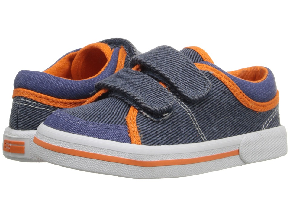 Elements by Nina Kids Aiden Toddler/Little Kid Navy Boys Shoes