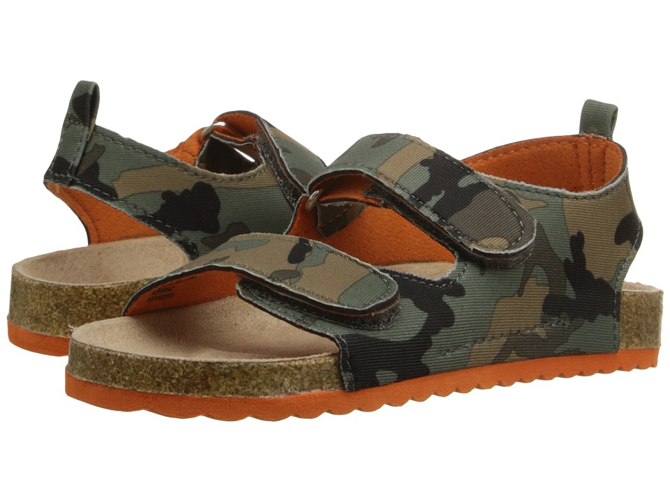 Elements by Nina Kids Jayden Toddler/Little Kid Camo Boys Shoes