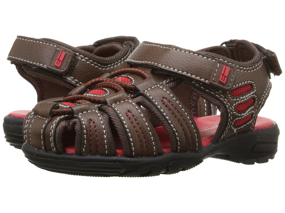 Elements by Nina Kids Gavin Toddler/Little Kid/Big Kid Brown Boys Shoes