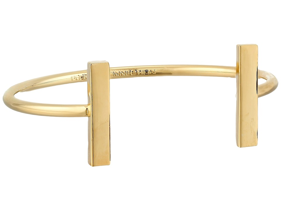 French Connection - Rectangle Bar Cuff Bracelet