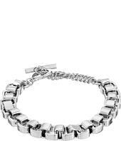 French Connection - Medium Box Chain Bracelet