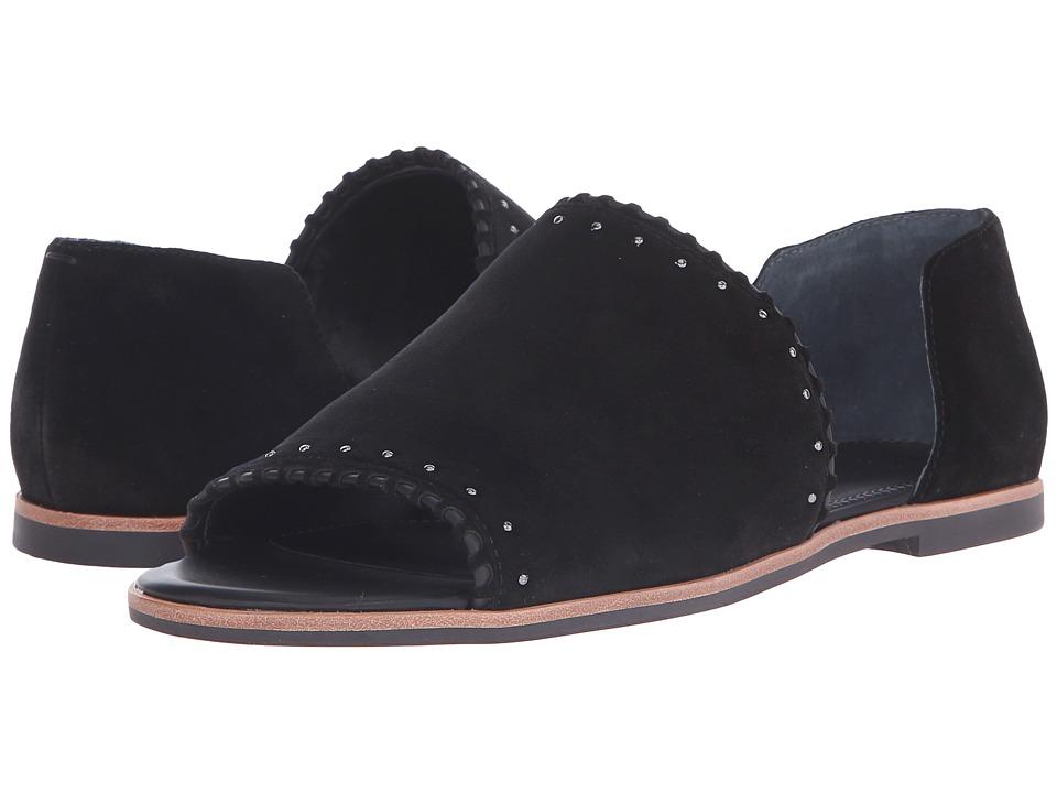 Franco Sarto Azmond Black Womens Sandals