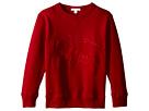 Burberry Kids Luxury Embroidered Sweater (Little Kids/Big Kids)