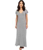 Lanston - V-Neck Maxi Dress