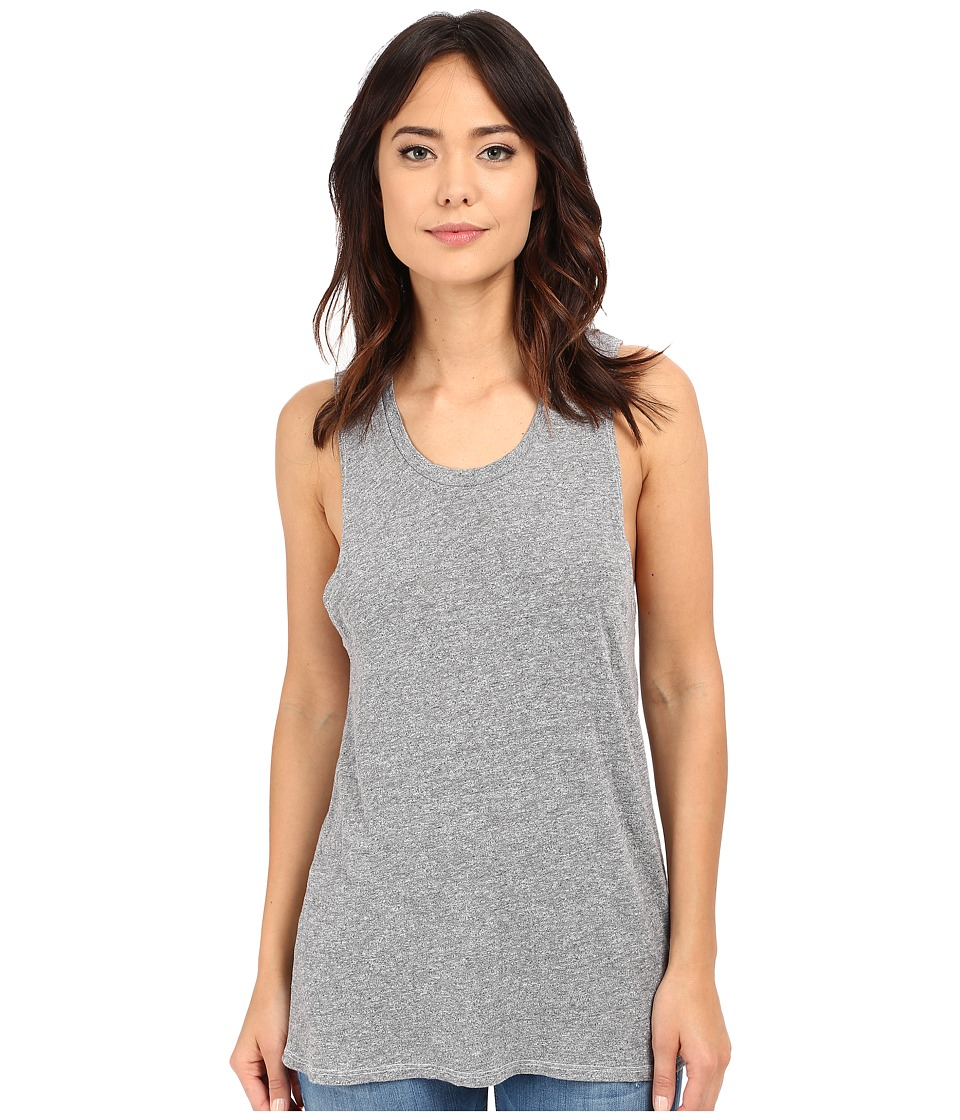 Lanston Muscle Tank Top Heather Womens Sleeveless