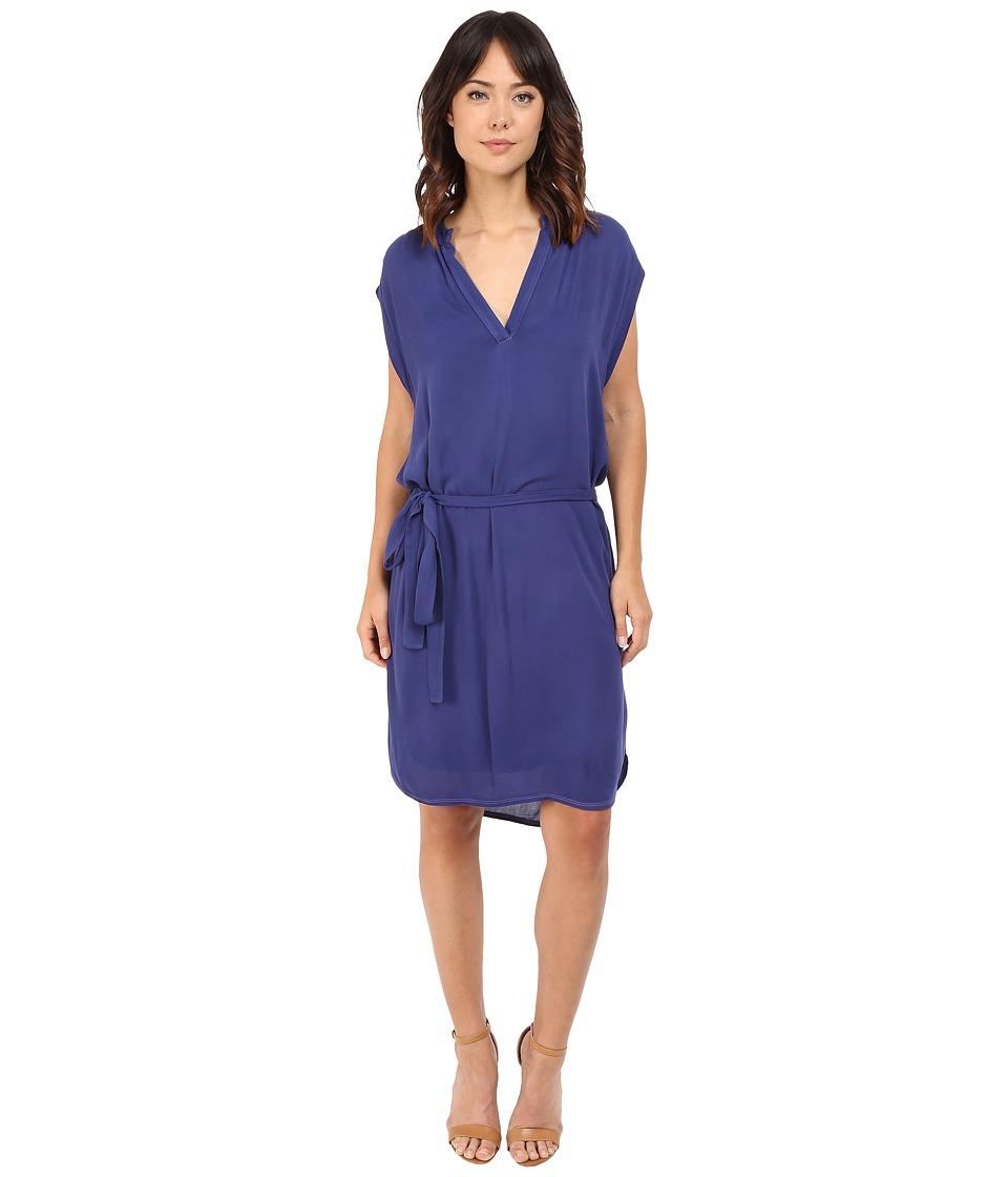 Lanston Sleeveless Shirtdress Liberty Womens Sleeveless