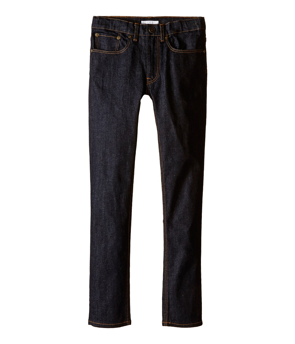 Burberrys Kids - Skinny Fit Jeans in Dark Indigo (Little ...