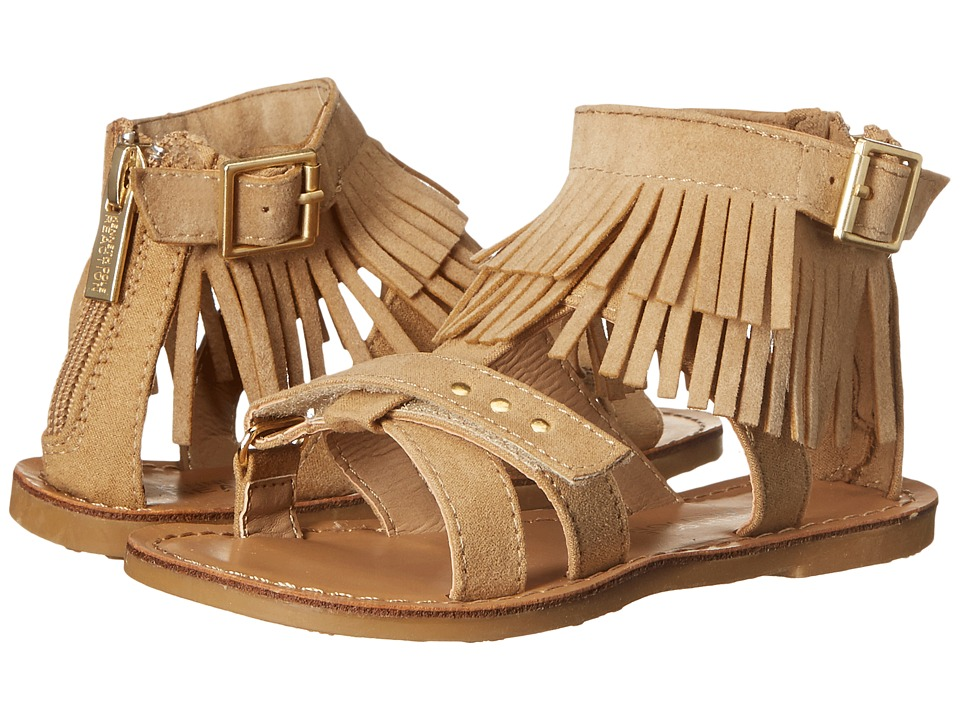Kenneth Cole Reaction Kids Bright Fringe 2 Toddler/Little Kid Sand Girls Shoes