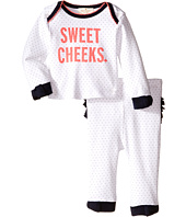Kate Spade New York Kids - Sweet Cheeks Loungewear Set (Infant)