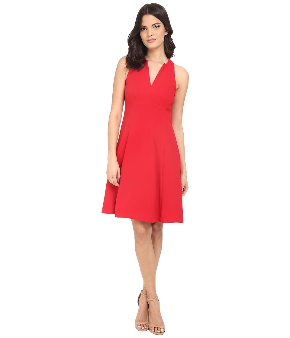 Nanette Lepore Skylight Dress Red Womens Dress