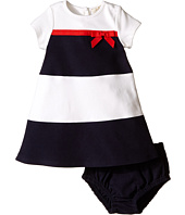 Kate Spade New York Kids - Stripe Dress and Bloomer Set (Infant)