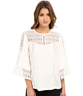 Nanette Lepore - Flutter Sleeve Top