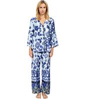 Oscar de la Renta - Silky Charmeuse Pajama