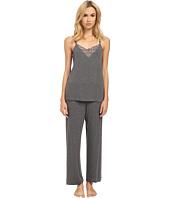 Oscar de la Renta - Cozy Brushed Jersey Pajama