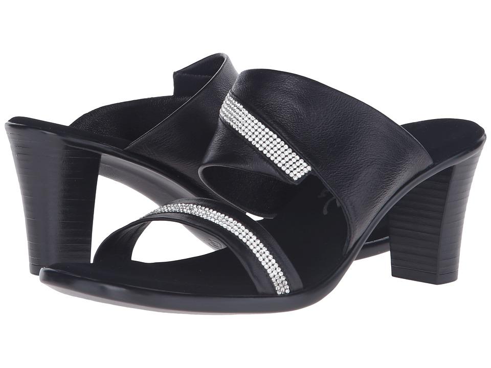 Onex Avery Black Womens Sandals