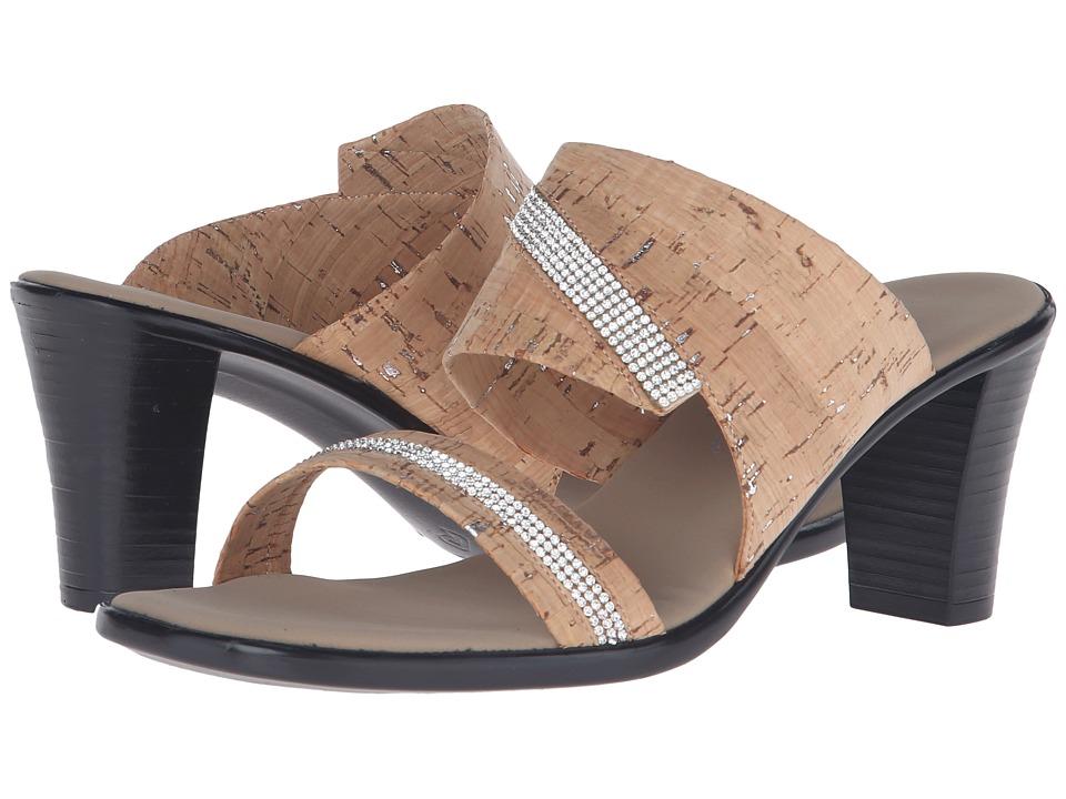 Onex Avery Cork Womens Sandals