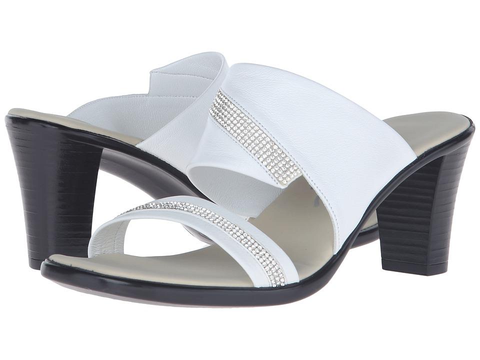 Onex Avery White Womens Sandals