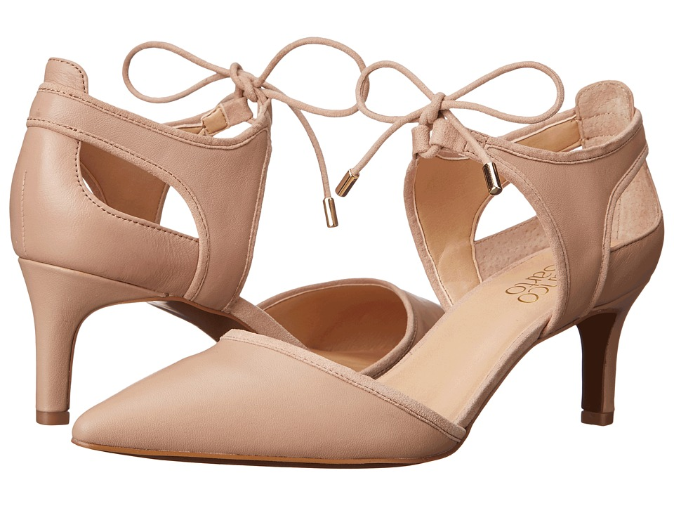 Franco Sarto Darlis Vint Mauve High Heels