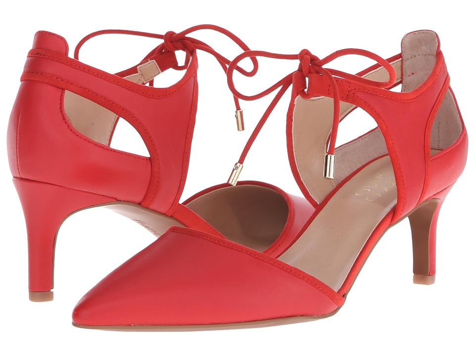 Franco Sarto Darlis Red High Heels