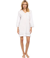 Oscar de la Renta - Spa Pima Cotton Knit Sleepshirt